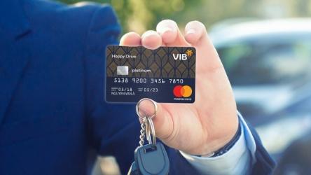 Đăng ký Thẻ tín dụng VIB Online